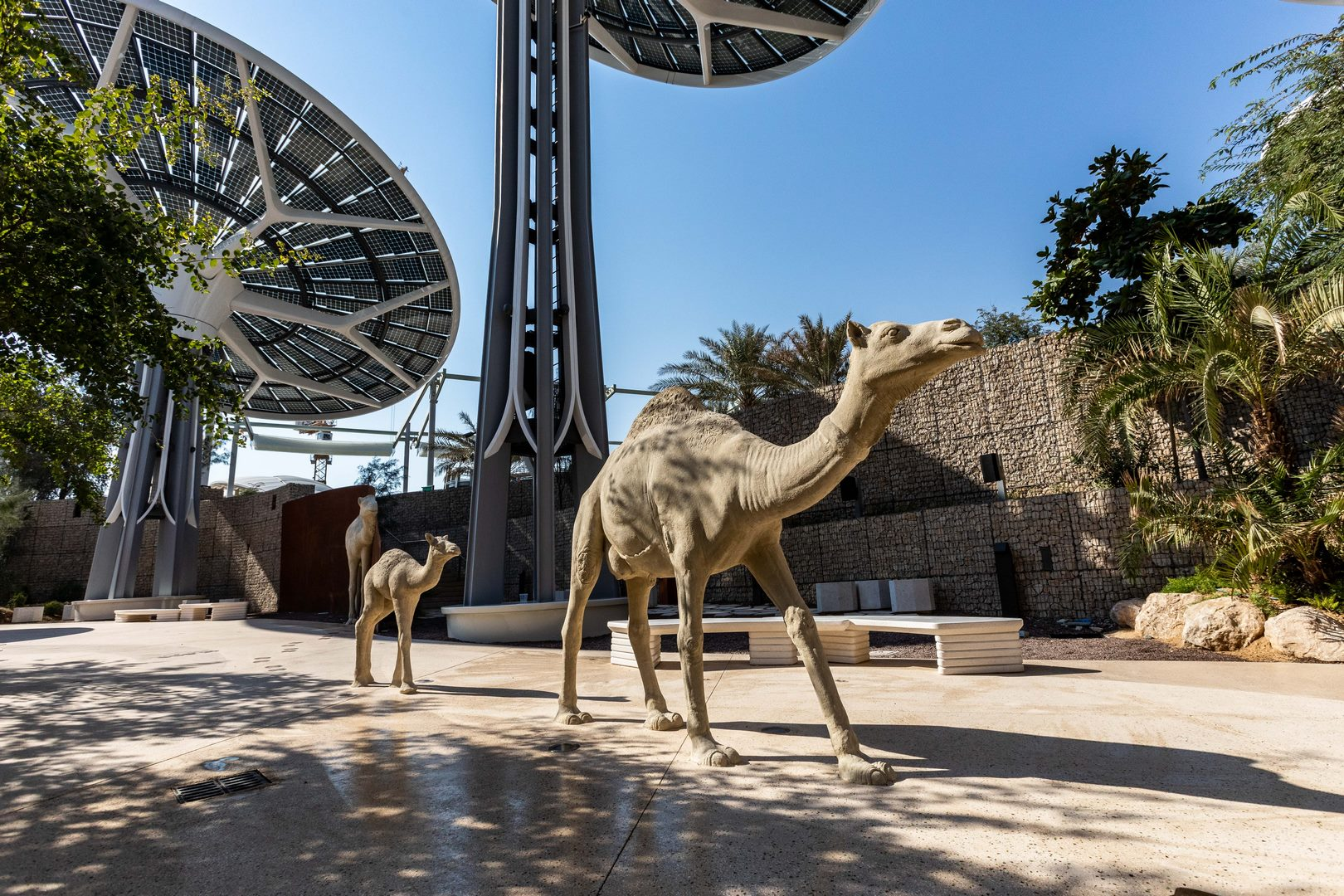 Terra Sustainable Development Pavilion opened on the eve of the World Exhibition EXPO 2020 Dubai